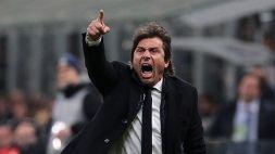 Juventus-Inter, alta tensione con Agnelli: Antonio Conte non ci sta