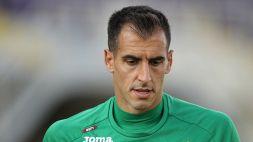 Fiorentina, Rosati torna come terzo portiere