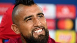 Juventus-Inter: Vidal assente, ma fa il tifo su Twitter