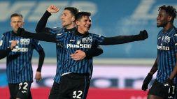 Pessina e Zapata stendono il Napoli: Atalanta in finale, pagelle