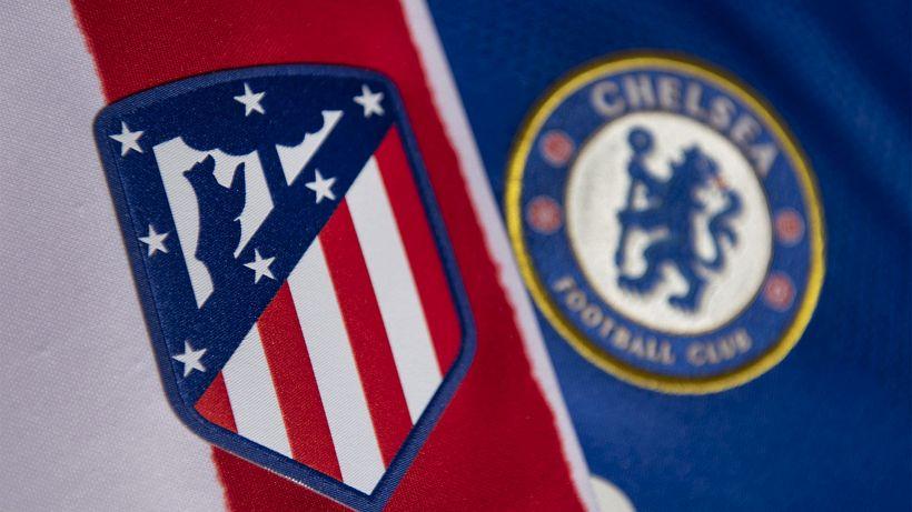 Atletico Madrid-Chelsea, le formazioni ufficiali