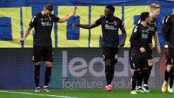 Parma-Bologna 0-3: doppietta di Barrow, i crociati affondano