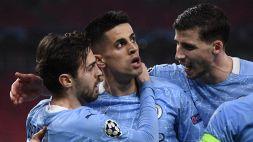Borussia Mönchengladbach-Manchester City 0-2: tutto facile per Guardiola