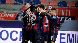 Viola e poi Sansone: 1-1 tra Bologna e Benevento, pagelle