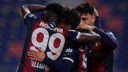 Immobile si fa parare un rigore, il Bologna punisce la Lazio