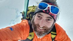 Cala Cimenti, il mito dello scialpinismo