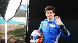 """F1, Sainz: """"Voglio riportare il team in alto e vincere il titolo"""""""