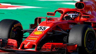 Presentazione Ferrari, Carlos Sainz avvisa Charles Leclerc