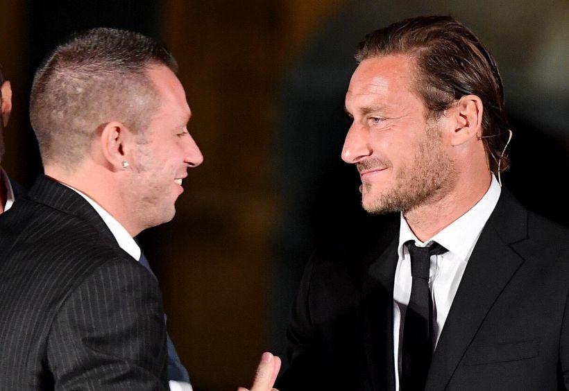 Cassano-Totti, che show: Anch'io litigai con Spalletti