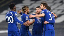 Tottenham ancora sconfitto: esulta il Chelsea, Mourinho sempre più giù