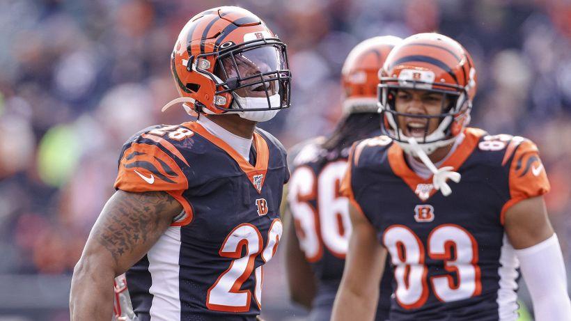 I Cincinnati Bengals, una delle cenerentole dell'NFL