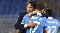Lazio-Cagliari, la fiducia di Ciro Immobile