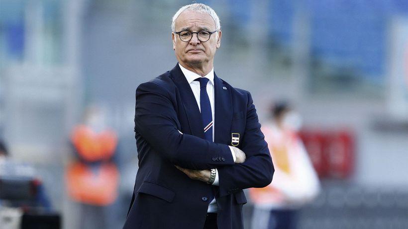 Serie A, Sampdoria: la fiducia di Claudio Ranieri