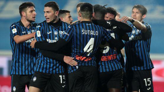Coppa Italia: Atalanta-Napoli 3-1, le foto