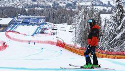 Mondiali di sci a Cortina, cancellato per nebbia SuperG