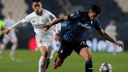Champions League: Atalanta - Real Madrid 0 - 1, le foto