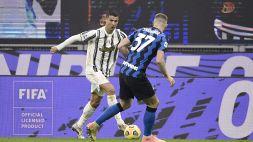 """Coppa Italia, Cruz: """"I nerazzurri possono vincere a Torino"""""""