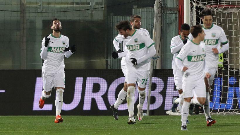 Sassuolo-Bologna, le formazioni ufficiali