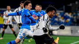 Juventus, l'infortunio di Cuadrado è serio: niente Porto