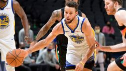 NBA: straordinario Curry ma vincono i Celtics