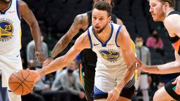 NBA: Curry superlativo, Jazz al tappeto
