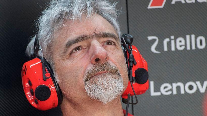 Motogp, Gigi Dall'Igna spiega la strategia di lavoro Ducati