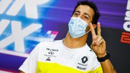 """Ricciardo: """"Norris? E' lui il più esperto..."""""""