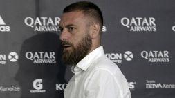 """De Rossi su Ibrahimovic a Sanremo: """"C'è stata un po' di manica larga"""""""