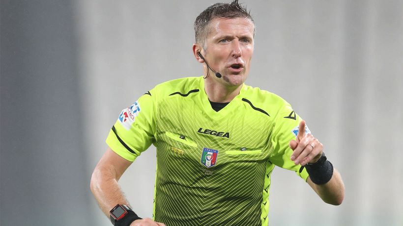 """Orsato: """"Confronto tv per chiarezza, in Inter-Juventus ho sbagliato"""""""