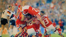 L'incredibile trionfo della Danimarca agli Europei del 1992