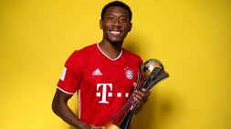 Bayern Monaco, David Alaba svela il suo futuro