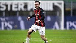 Milan, Davide Calabria si è guadagnato il rinnovo