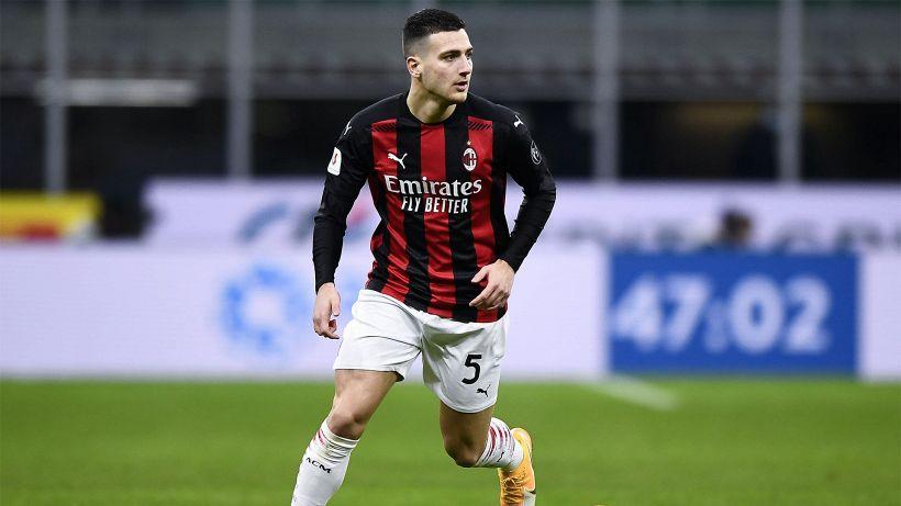 Milan, Diogo Dalot crede nella vittoria dello Scudetto