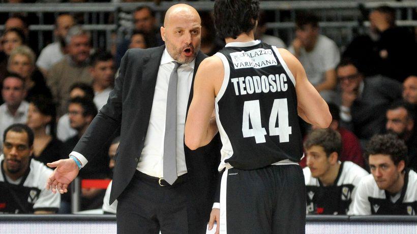 """Final Eight, Djordjevic: """"Venezia sa giocare le partite che contano"""""""