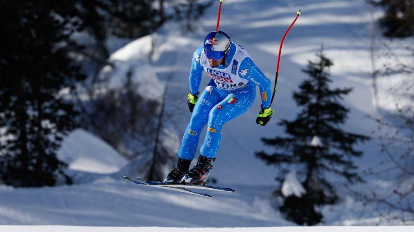 Cortina: delude Paris in discesa, vince Kriechmayr