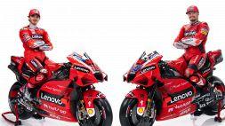 """MotoGp, presentata la nuova Ducati: """"Lottiamo per il Mondiale"""""""