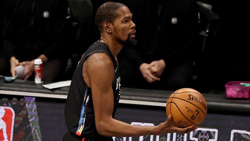Nba, buone notizie per Kevin Durant e i Nets