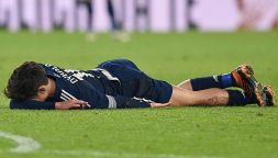 Juventus, il calvario di Dybala: l'infortunio diventa un mistero
