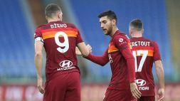Corriere dello Sport - La Roma non cambia idea: Pellegrini capitano al posto di Dzeko