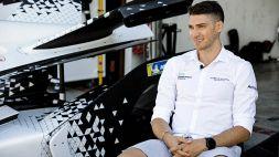 Formula E, terribile incidente per Edoardo Mortara