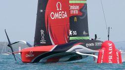Emirates Team News Zealand, le foto