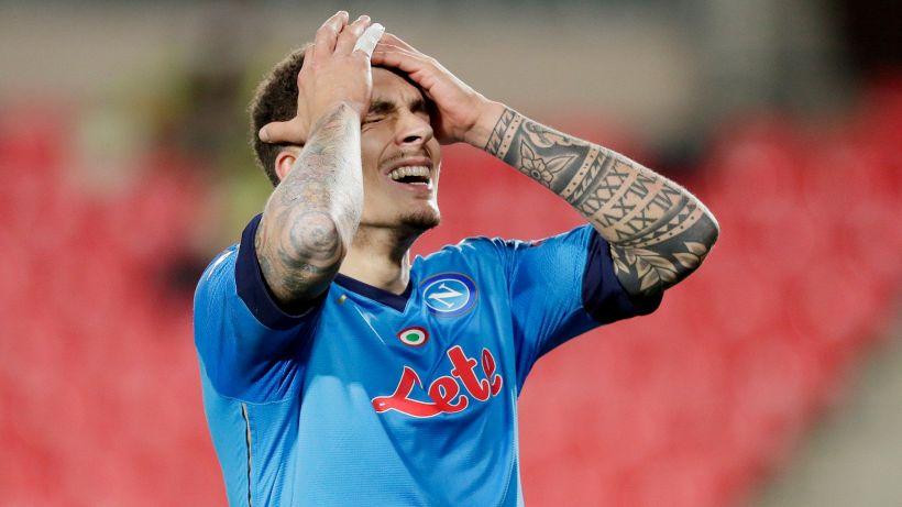 """Napoli, la disperazione dei tifosi: """"Sempre il solito"""""""