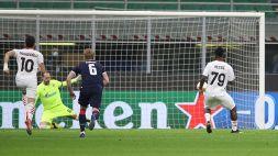 Europa League: Milan-Stella Rossa 1-1, le foto