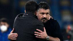 Europa League: Napoli-Granada 2-1, le foto
