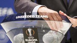 Sorteggi ottavi Europa League: le rivali di Milan e Roma