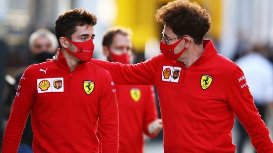 Formula 1, la Ferrari ha risolto un problema: le parole di Binotto