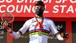 UAE Tour, Filippo Ganna di nuovo a segno