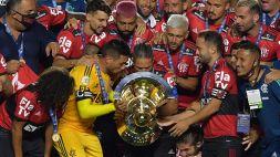 Brasile: il Flamengo vince il campionato