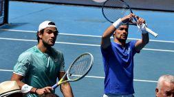 Australian Open, bella Italia con Fabio Fognini e Matteo Berrettini