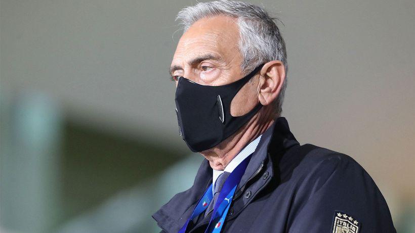 Calcio europeo e Superlega: l'opinione del Presidente FIGC Gabriele Gravina